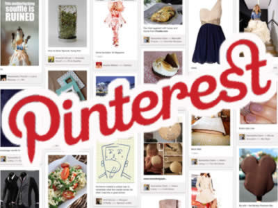 The marketing benefits of Pinterest