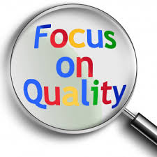 Google Focus on Quality