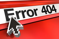 Custom Error pages for your website