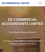 De Commercial Accountants Limited