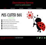 Miss Clutter Bug - Decluttering Service