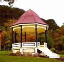Band Rotunda - Te Aroha Domain