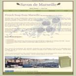 Savon de Marseille from Pour Vous