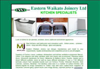 Eastern Waikato Joinery - Morrinsville