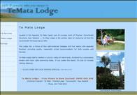 Te Mata Lodge - Coromandel