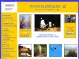 Te Aroha Information Website